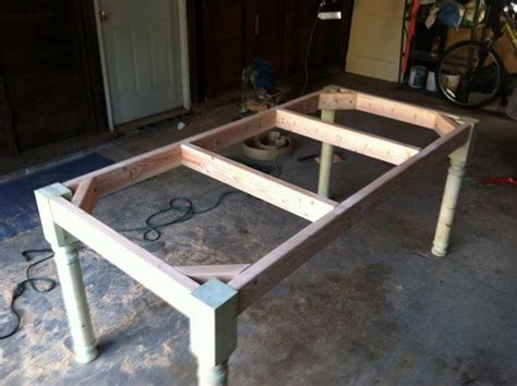 build a wooden desk how to build a vintage style dining room table yourself