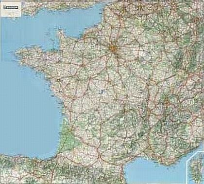 carte de murale carte routi 232 re michelin boutique gps