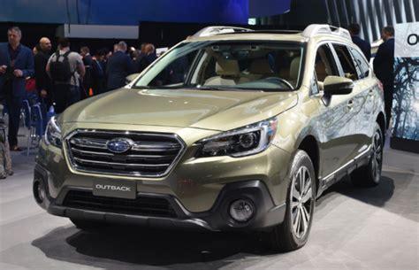 subaru in hybrid 2020 subaru outback 2020 hybrid exterior interior engine