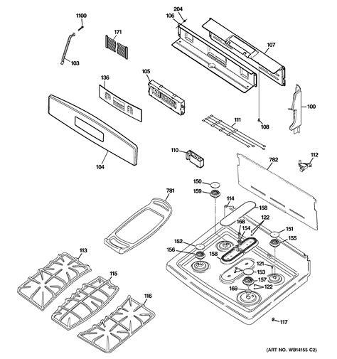 ge pbsemss range parts sears partsdirect