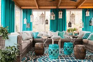 Screened, In, Porch, Decorating, Ideas, On, A, Budget