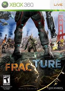 Fracture Xbox 360 Game