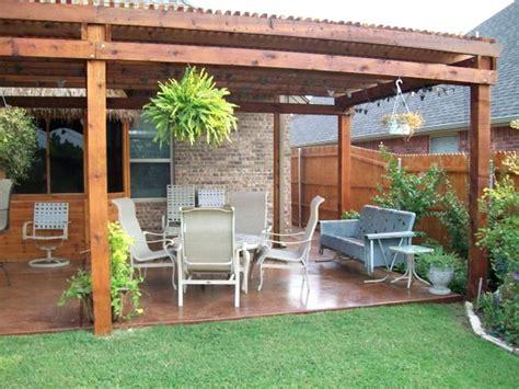 Back Porch Landscaping Ideas by Patio Backyard Wrap Around Landscape Recognizealeader