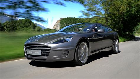 road test aston martin rapide bertone jet  top gear