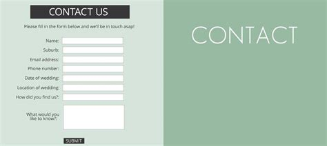 creating  perfect contact form pro education