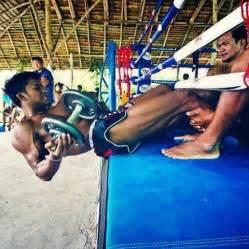 Muay Thai Boxing Training