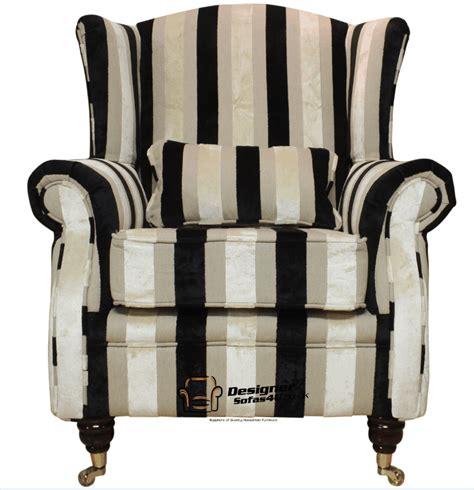 high back wing chair fireside armchair venetian