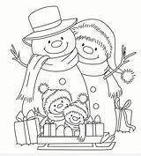 Coloring Pages Diy Christmas Cards Card Clear Background Cartoon Collage Stamps Stamp Colouring Adult Moving Tags Sheets Etsy Digi sketch template