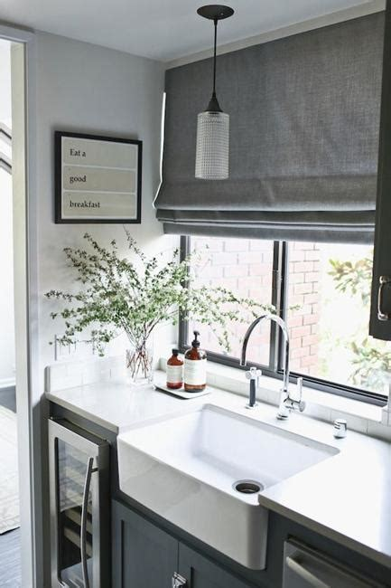 20 beautiful window treatment ideas for kitchen and bathroom decorating shades