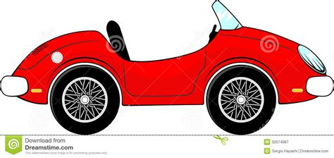 cartoon sports car side view red car side view clipart clipart suggest