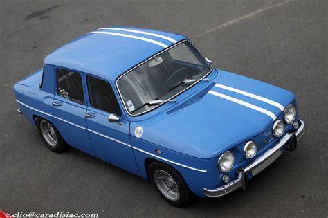 1964 1970 Renault R8 Gordini Dark Cars Wallpapers