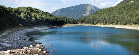 Les fleuves et les lacs - Andorre