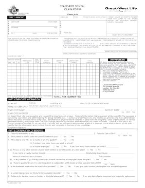 Printable dental invoice template word - Fill Out
