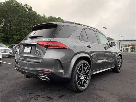 Build your 2021 gle 450 4matic suv. New 2020 Mercedes-Benz GLE GLE 450 4MATIC® SUV SUV in Atlanta #GT1589 | RBM of Atlanta