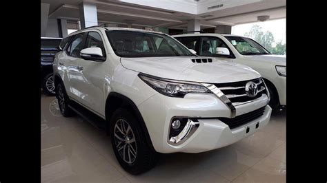 2017 2018 toyota fortuner option the legend of pride detail start up review