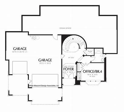 Plan Leavenworth Elevator Staircase Floor Spiral Plans