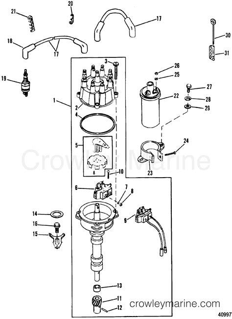 Mercruiser Ignition Wiring Diagram Free