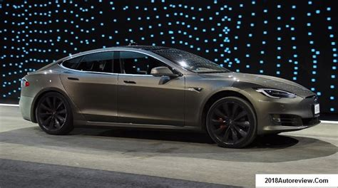 2018 Tesla Model S Redesign Review, Release Date