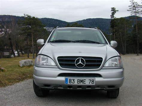 Essai Mercedes Ml 2001  Enfin Diéselisé