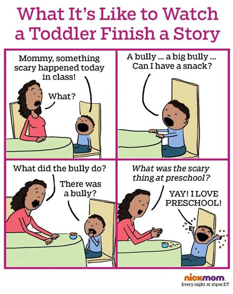 what it s like to a toddler finish a story more 590 | e80cfb65ef9951fc05d5f1cd70bc405c preschool plans parenting quotes