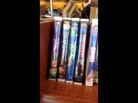 vhs section   goodwill  ballantyne youtube