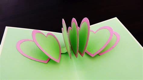 Send free wishes, messages, quotes & greetings cards for friends and family on special occasions like birthdays, anniversary, love, weddings etc and much more. Pop up card (heart to heart) - how to make a greeting card with pop up connected hearts ...