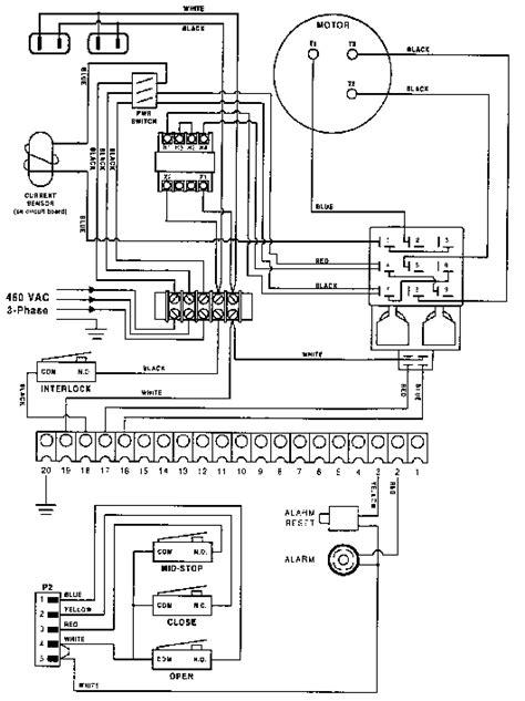 Elite Electric Motor Wiring Diagram by Florida Apollo Door King Elite Powermaster Gate Operators