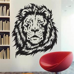 Free shiping new arrival lion king of the jungle wall