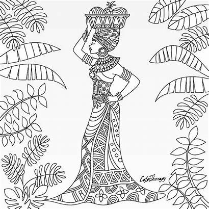 Coloring Pages African Jamaica Adult Jamaican Sheets
