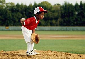 How Much Baseball Is Too Much For Young Kids? : 13.7 ...
