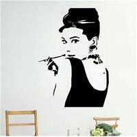 great audrey hepburn wall decals Audrey Hepburn Eye Decals | Car Interior Design
