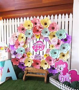 Kara's Party Ideas My Little Pony Pastel Birthday Party