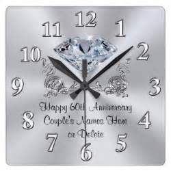 60th wedding anniversary gifts 60th anniversary gifts on zazzle