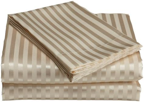 Divatex Home Fashions Royal Opulence Woven Satin Stripe