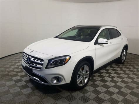 I have previously owned japanese suv's and this is my first vehicle made in germany. Used 2019 Mercedes-Benz GLA-Class GLA 250 4MATIC AWD for Sale Right Now - CarGurus