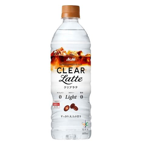 You can make a coffee liqueur at home that tastes very similar to those popular brands. Asahi Clear Latte Coffee-Flavored Water (Pack of 12) | Japan Trend Shop