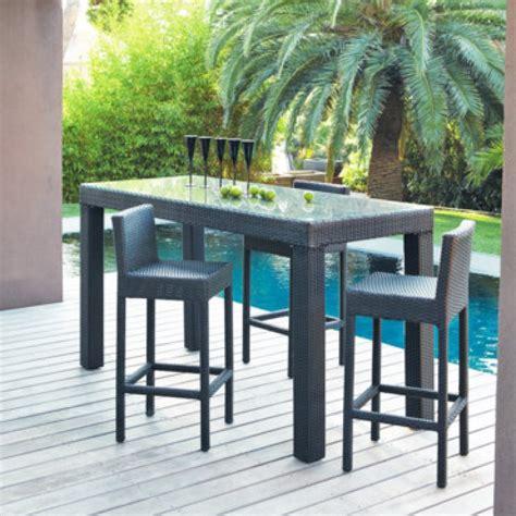 table basse bois metal maison du monde bali beauty
