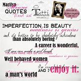Quotes From Marilyn Monroe About Beauty | 1200 x 1200 jpeg 269kB