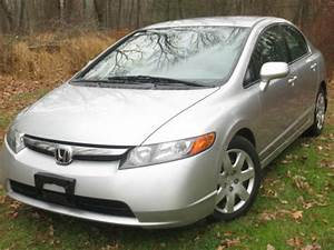 Find Used 2008 Honda Civic Lx 5 Speed Manual In