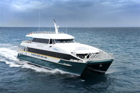 Catamaran Passenger Ferry by Ic0845 29m Catamaran Passenger Ferry
