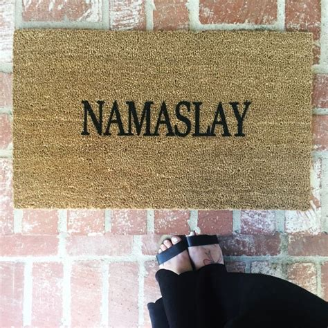 doormats and more 25 best ideas about doormats on