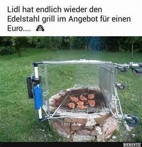 Grill Bei Lidl : lidl hat endlich wieder den edelstahl grill im angebot f r einen euro lustiges pinterest ~ Orissabook.com Haus und Dekorationen