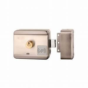 Fermeture De Portail Electrique : serrure lectrique t l command e de porte et portillon ~ Edinachiropracticcenter.com Idées de Décoration