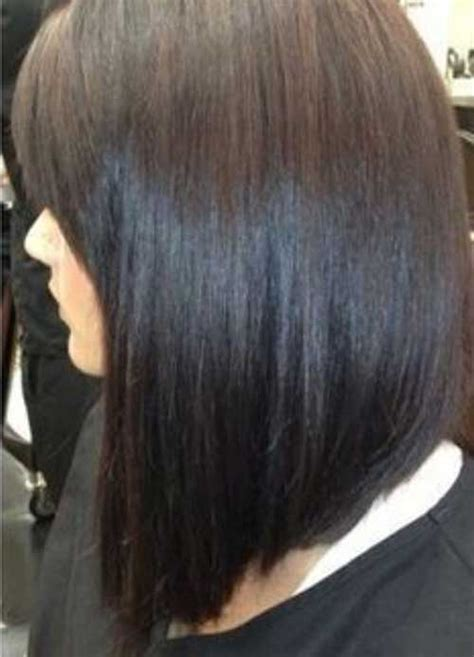 20 Best Long Inverted Bob Hairstyles   The Best Short