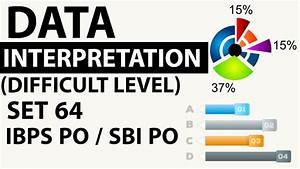 Data Interpretation Advanced Level Set 64 based on Caselet ...