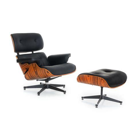 fauteuil et repose pieds fauteuil et repose pieds lounge meri chaises icon design eames lounge chair chaises de