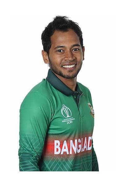 Mushfiqur Rahim Cricket Bangladesh Rahman Team Players