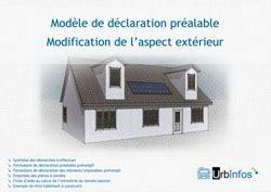 Modification De Declaration by Mod 232 Les De D 233 Claration Pr 233 Alable De Travaux Tout Savoir