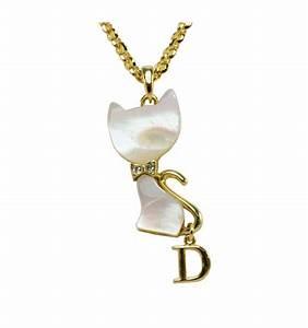 bijoux chat artisanat coreen en nacre blanche ou onyx noire With bijoux en nacre