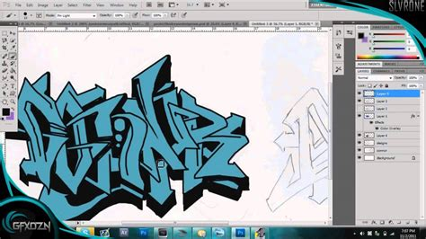 graffiti speed drawing connor designs youtube